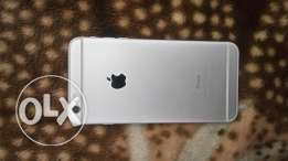 Iphone 6 plus 16g seliver