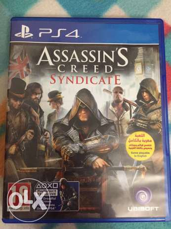 assassins creed syndicate with excluseve 10 misssions مدينة نصر -  1