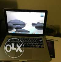 MacBook Pro 13 inch, hard 500 GB excellent condition