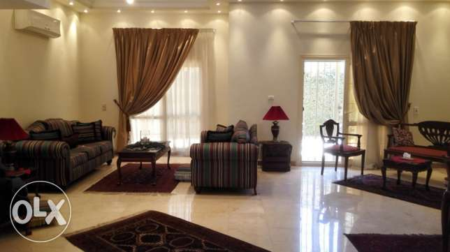 villa for rent in moon valley compound - new Cairo