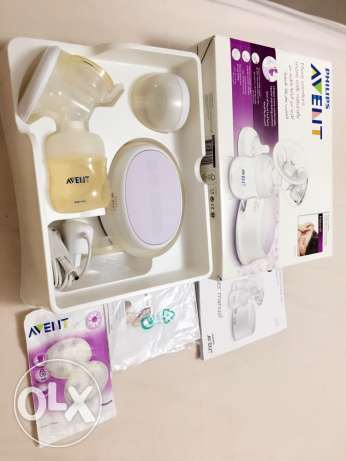 Philips Avent Electric Breast Pump مدينتي -  3