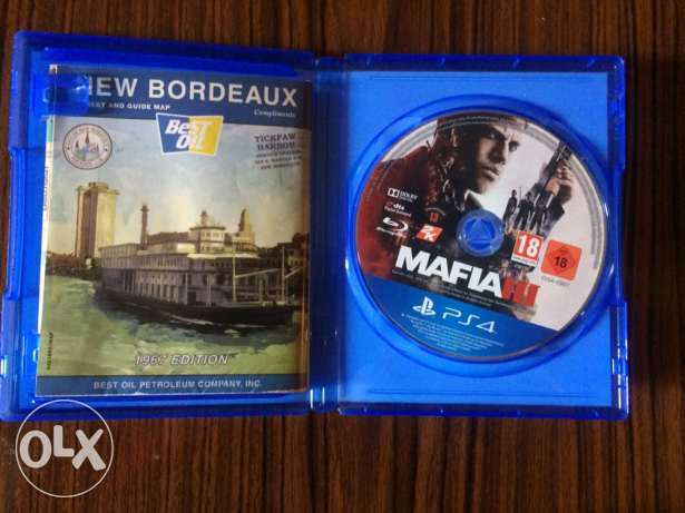mafia 3 for sell or trade with rise of the tombraider arabic