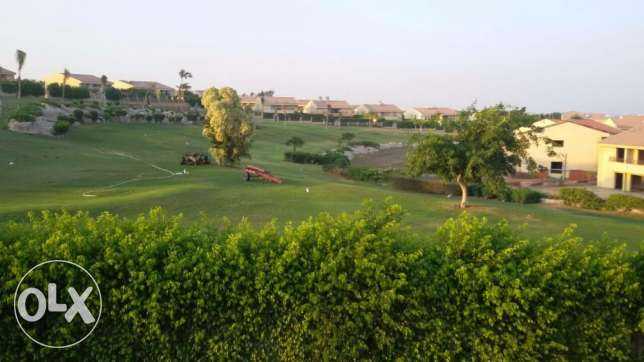 Standalone for sale in EL Rabwa overlooking the golf directly 1100sqm