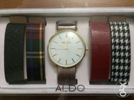 New original Aldo watch