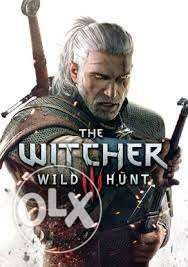 مطلوب لعبة the witcher 3 wild hunt for pc