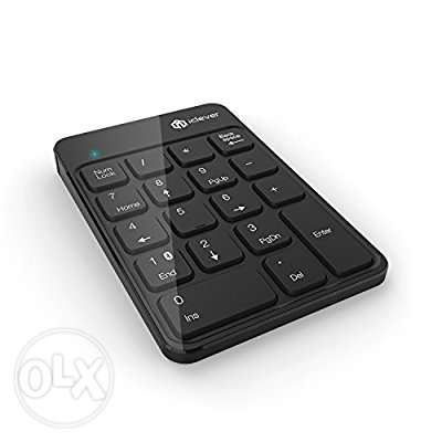 iClever 18-Key Wireless Numeric Bluetooth keypad For Dell XPS