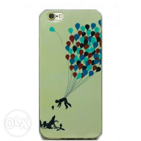 جراب موبيل BACK balloons COVER FOR IPHONE 6 – 6S