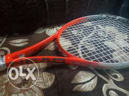 Head tennis racket (murray's racket)