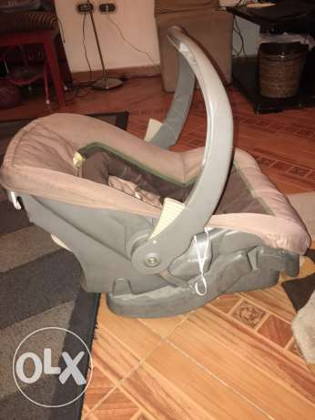 """Safety First"" Car Seat from USA مدينة نصر -  2"