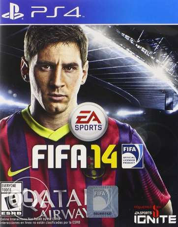 Fifa 14 by Electronic Arts for Playstation 4 - Open Region