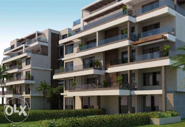 252.5 sqm Apartment- Capital Gardens - Palm Hills - New Capital