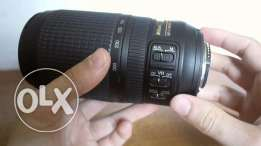 Nikon Lens 70-300 VR New Without Box