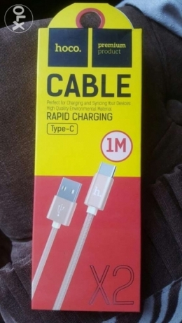 Hoco x2 rapid charging cable
