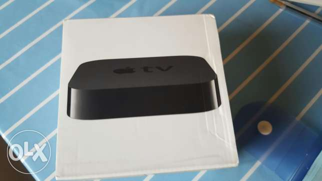 Apple TV 2 new