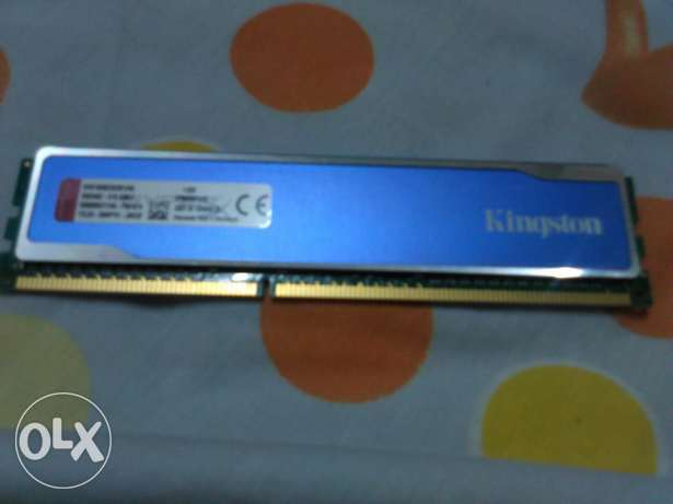 Hyper Ram 4Gb used for 2 days like new الشيخ زايد -  2