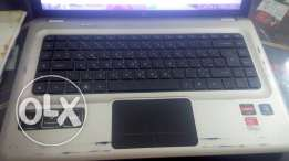 HP Laptop Pavilion dv6-3025dx بىروسسر AMD Phenom II Dual-Core N620 (2
