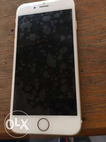 I phone 6 - 16 gb gold for sale