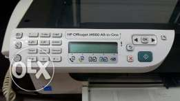 HP office jet j4660 All_in_one