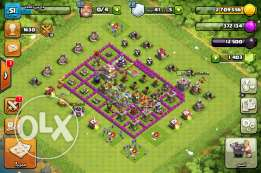 Clash of clans town hoh 7 max