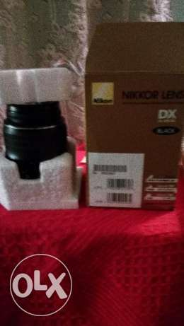 Nikon Lens 18 - 55 Like New With Warantty