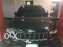 4000km Jeep Grand Cherokee zeroo