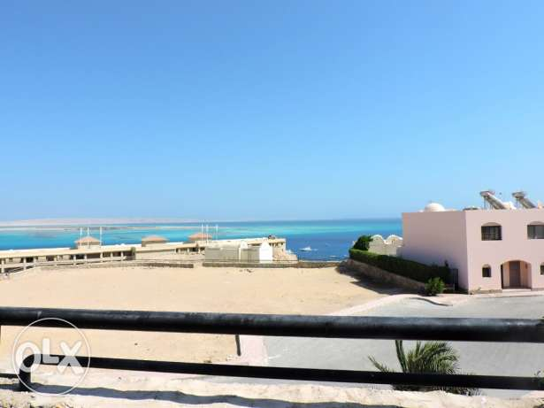 Sea view Duplex 90 sq m in The View, Hurghada الغردقة -  3