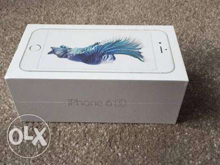 new iphone 6s 64GB silver