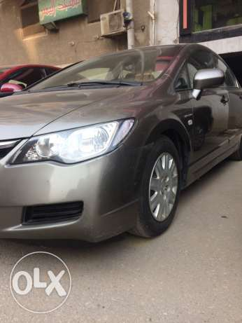 Honda Civic 2008 الهرم -  3