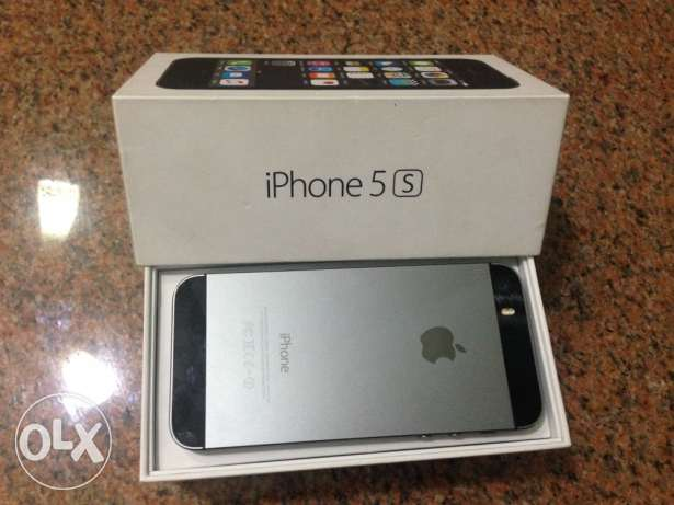 iphone 5s 16G gray
