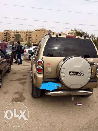Jeep سياره جيب لبيرتى for sale