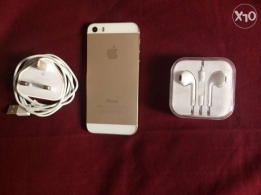 iPhone 5s Gold as New 16 Giga