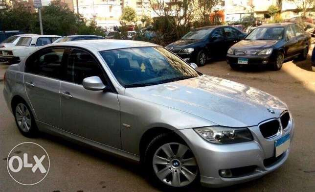 e90 facelift 318 / 2010 without i drive بنها -  1