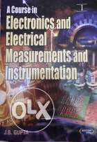 electronics and electrical measurements and instrumentation