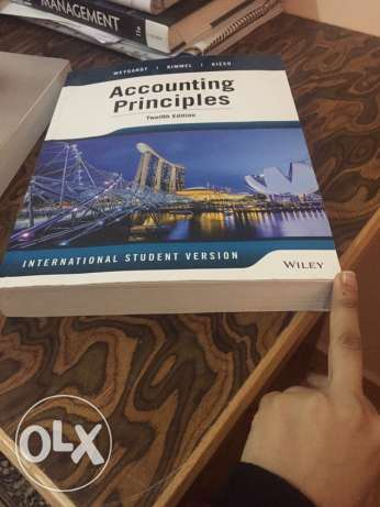 كتاب financial accounting سيدي بشر -  2