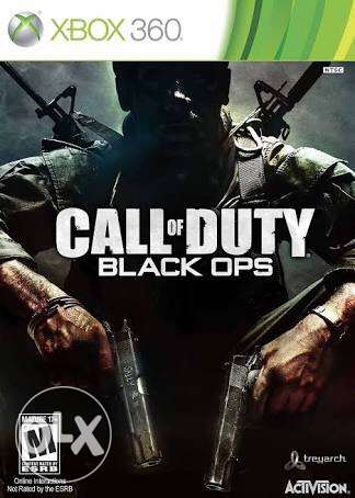 call of duty black ops PAL