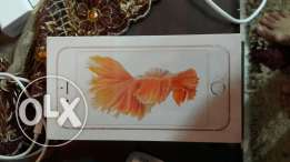IPhone 6s new 64 GB rose gold