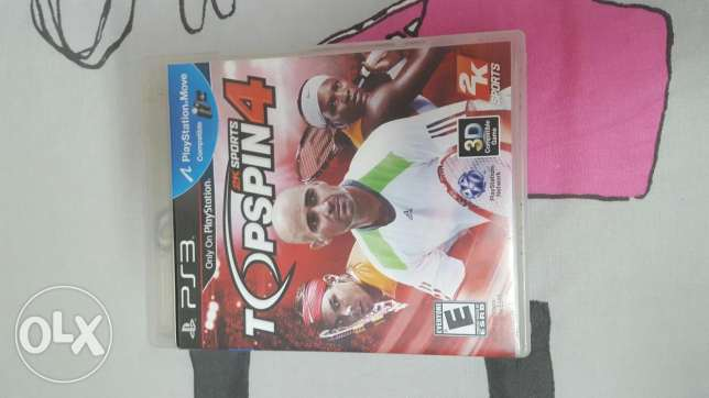 Tennis Topspin 4 ps3