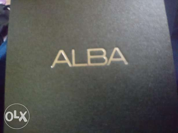 Original Alba Never used مدينة نصر -  1