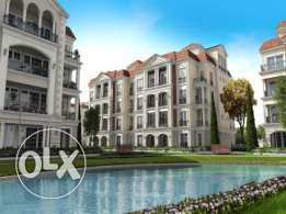 Apartment located in New Cairo for sale 101 m2, 0 bathrooms, 0 bedroom