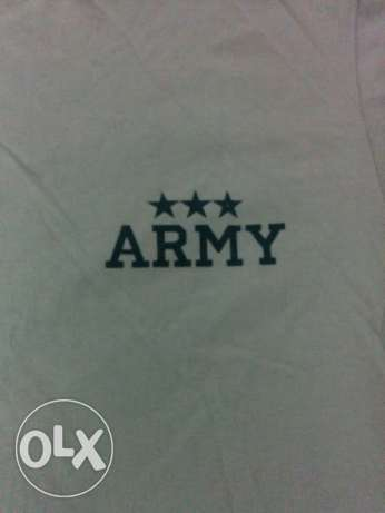 Army T-Shirt From Military Shop