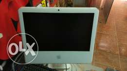 mac all in one core 2 duo ram 2gb hd250gb