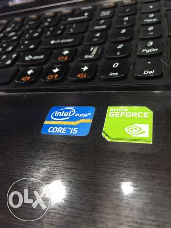 lenovo core i5 with nvidia + intel عين شمس -  3
