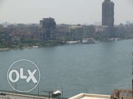 Luxurious apartment for rent on the Nile of Giza290 m2