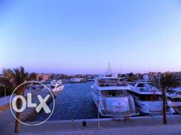2 bedroom apartment in Abu Tig Marina in El Gouna for rent