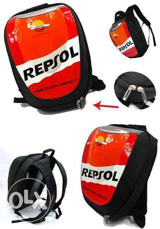 motorcycle Repsol pack bag الإسكندرية -  2