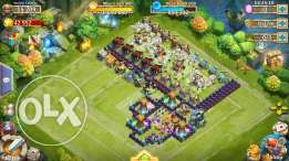 castle clash for sell