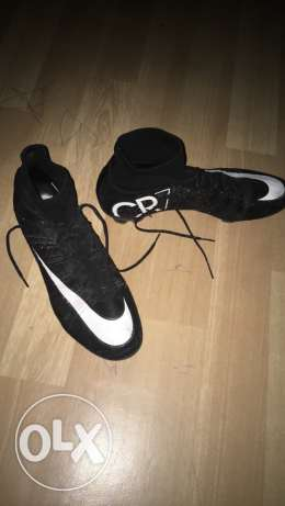 for sale cr7 half-boot. '41'