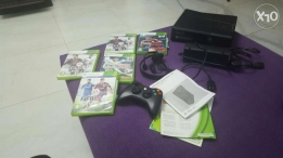 X box 360 go 250 gb