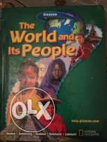 The world and its people + student book