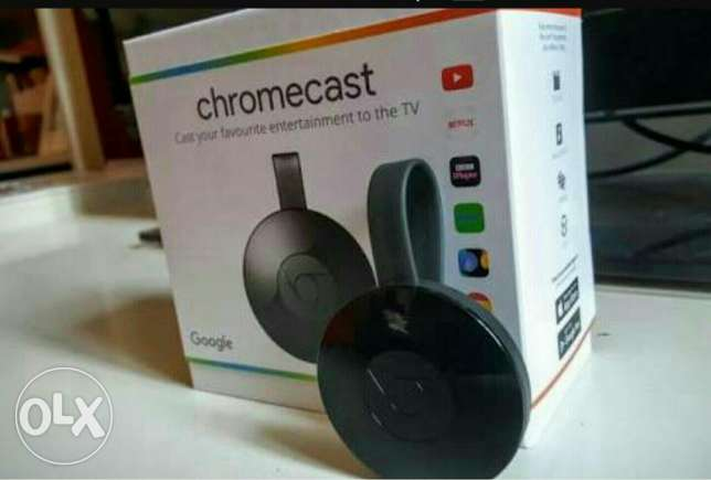 Google chromecast (orginal) from US